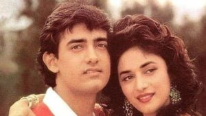 Aamir Khan In Dil