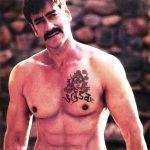 Ajay Devgan Lord Shiva tattoo