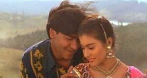 Ajay Devgn And Kajol In Gundaraj