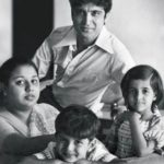 Farhan Akhtar's Childhood Photo