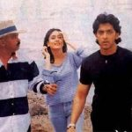 Hrithik Roshan with Kareena Kapoor in Kaho Na Pyaar Hai