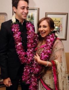 Imran Khan And Avantika's Fifth Anniversary Picture