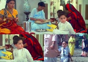 Imran Khan As A Child Actor In Qayamat Se Qayamat Tak