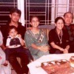 Imran Khan's Childhood Photo