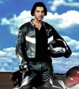 John Abraham Dhoom look