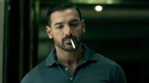 John Abraham Smoking In Dishoom