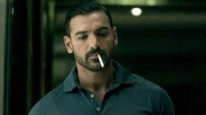 John Abraham Smoking In Dishoom