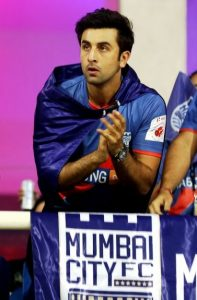 Ranbir Kapoor's Football Team Mumbai City FC