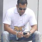 Salman Khan Smoking