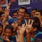 Salman Khan's Being Human Foundation