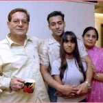 Sohail Khan's Parents