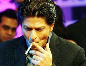 Shah Rukh Khan Smoking Photo