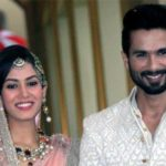 Shahid Kapoor And Mira Rajput Marriage Picture