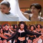 Shahid Kapoor as background dancer