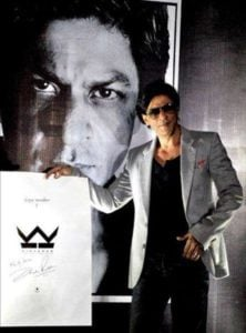 Shah Rukh Khan's Book- King Khan: The Official Opus of Shah Rukh Khan