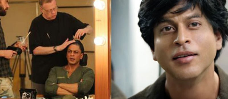 Shahrukh Khan's Transformation In Fan