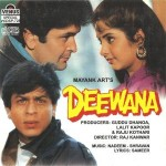Shah Rukh Khan Debut Movie - Deewana