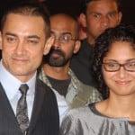 Aamir Khan With His Wife Kiran Rao