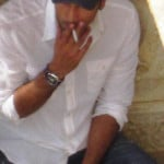 Ranbir Kapoor Smoking Cigarette