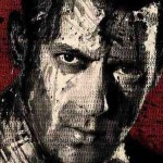 Jai Ho poster painted by Salman Khan