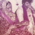 Anil Kapoor And Sunita's Wedding Picture