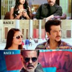 Anil Kapoor In Race Movie Series