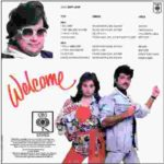 Anil Kapoor's Album Welcome
