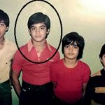 Arbaaz Khan's Childhood Picture With His Siblings