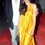 Aditi Rao Hydari with Arunoday Singh