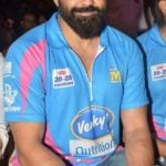 Bobby Deol At Celebrity Cricket League