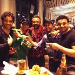 Sohail Khan Drinking With Friends