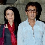 Sanjay Dutt's Sister Namrata And His Brother-In-Law Kumar Gaurav