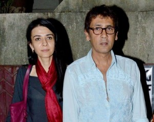 Sanjay Dutt's Sister Namrata And His Brother-In-Law Kumar Gaurav