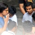 Randeep Hooda Smoking in Public