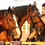 Randeep Hooda With His Horses