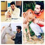 Randeep Hooda With Animals