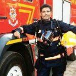 Randeep Hooda As Brand Ambassador For Mumbai Fire Brigade
