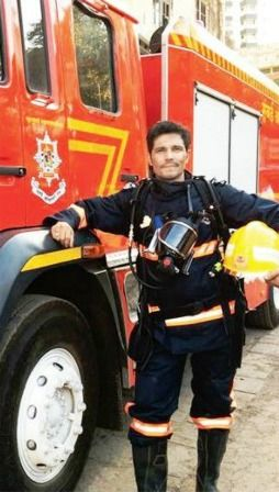 Randeep Hooda As Brand Ambassador For Mumbai Fire Brigade