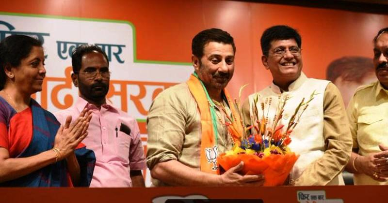 Sunny Deol Joining BJP