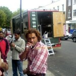 Bobby Deol Smoking in Public