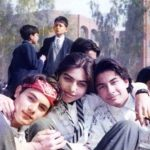 Ali Zafar In His Younger Days