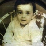 Sidharth Malhotra's Childhood Picture