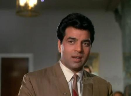 Dharmendra Debut Movie