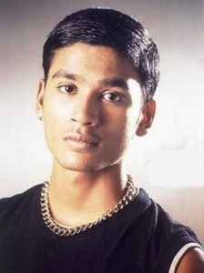 Dhanush Childhood Photo
