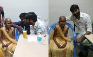 Dhanush celebrated his birthday with Kotiswari