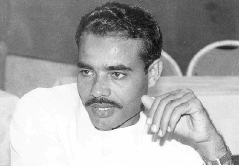 Narendra Modi In His Youth