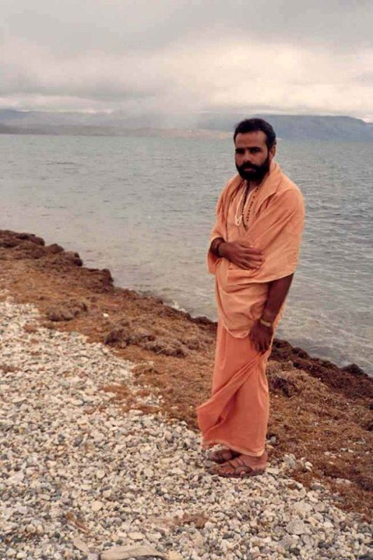Narendra Modi On A Pilgrimage