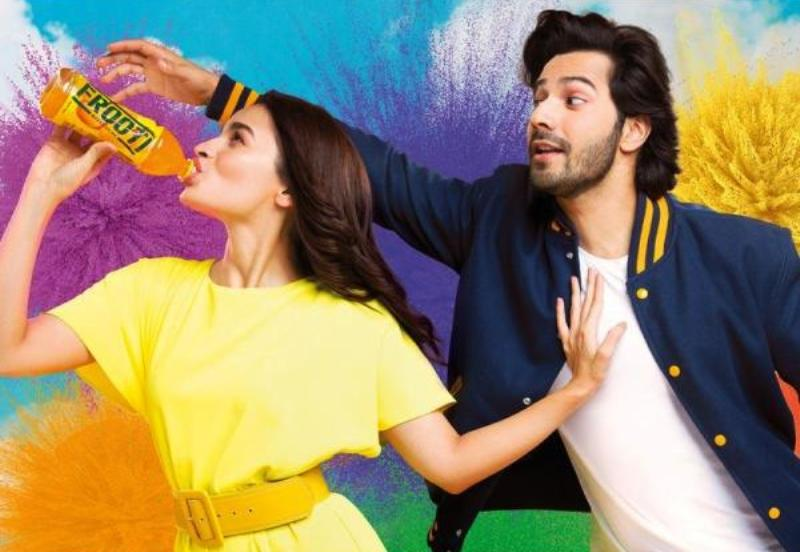 Varun Dhawan in an Advertisement