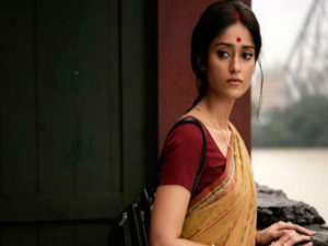 Ileana Dcruz played as Shruti Ghosh in Barfi