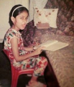 Ileana Dcruz's Childhood photo